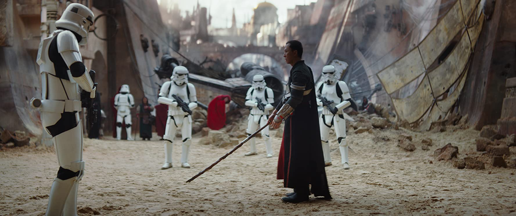 Donnie Yen in Rogue One (2016)
