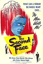 The Second Face Poster
