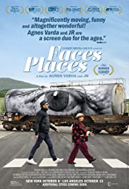 Faces Places Poster