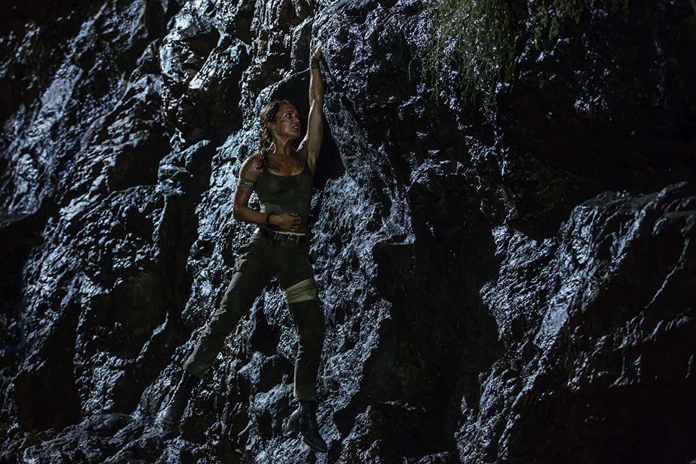 Alicia Vikander in Tomb Raider (2018)
