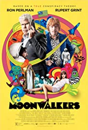 Moonwalkers (2015) Poster - Movie Forum, Cast, Reviews