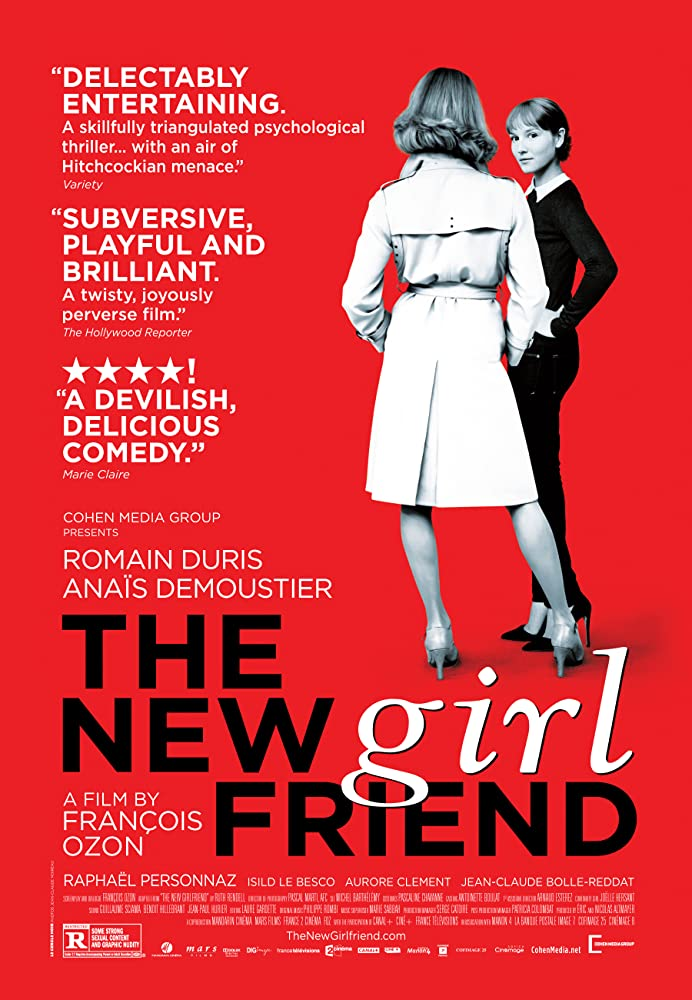The New Girlfriend / Nauja draugė (2014)