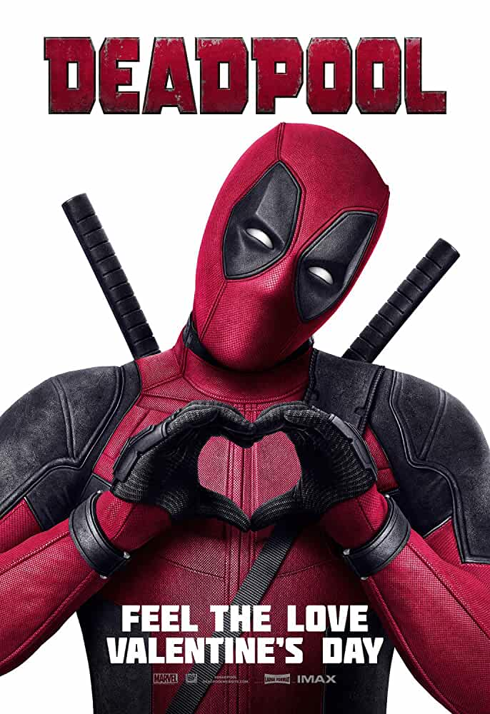 Deadpool (2016)+Extras 720p BluRay x264 Hindi Eng AC3 ~ movhdhub
