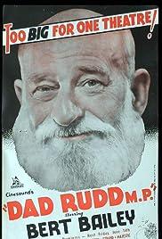 Dad Rudd, M.P. Poster