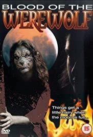 Blood of the Werewolf Poster
