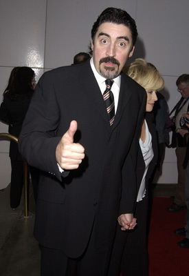 Alfred Molina at an event for Frida (2002)
