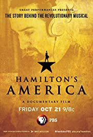 Hamilton's America (2016) Poster - Movie Forum, Cast, Reviews