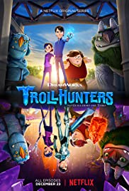 Trollhunters Poster - TV Show Forum, Cast, Reviews