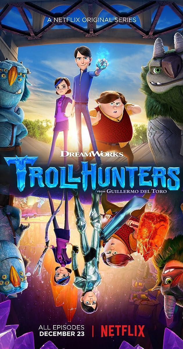 Trollhunters Tv Series 2016 Imdb