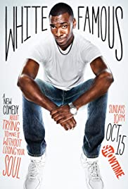 White Famous Poster