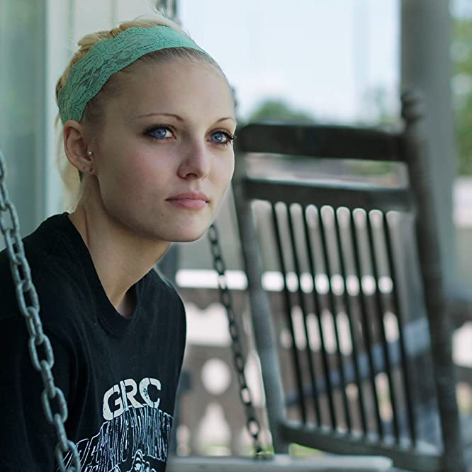 Daisy Coleman in Audrie & Daisy (2016)