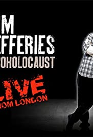 Jim Jefferies Alcoholocaust Poster