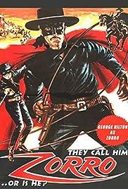 Mark of Zorro Poster