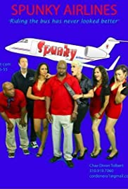 Spunky Airlines Poster