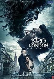1920 London poster