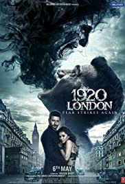 1920 London(2016) Poster - Movie Forum, Cast, Reviews