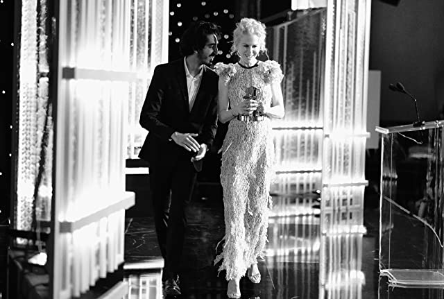 Nicole Kidman and Dev Patel