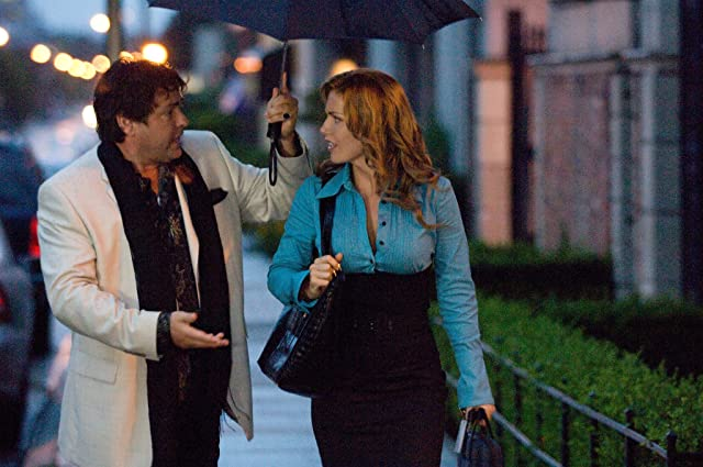 Angus Macfadyen and Willa Ford in Impulse (2008)