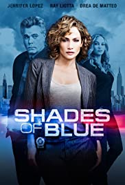 Shades of Blue Poster