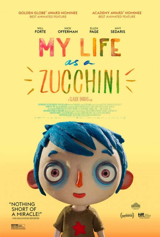 Ma vie de Courgette poster do filme
