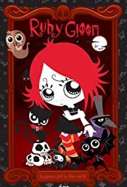 Ruby Gloom Poster - TV Show Forum, Cast, Reviews