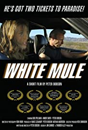 White Mule Poster