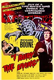 I Bury the Living (1958) Poster - Movie Forum, Cast, Reviews