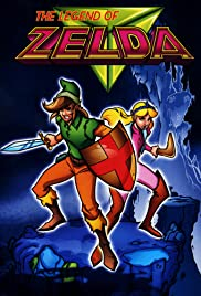 The Legend of Zelda Poster - TV Show Forum, Cast, Reviews