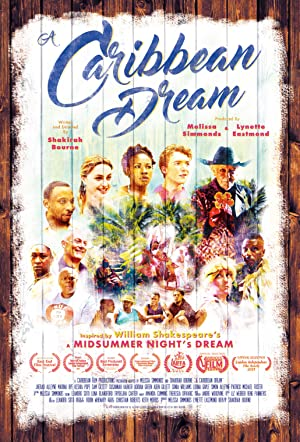 A Caribbean Dream Poster