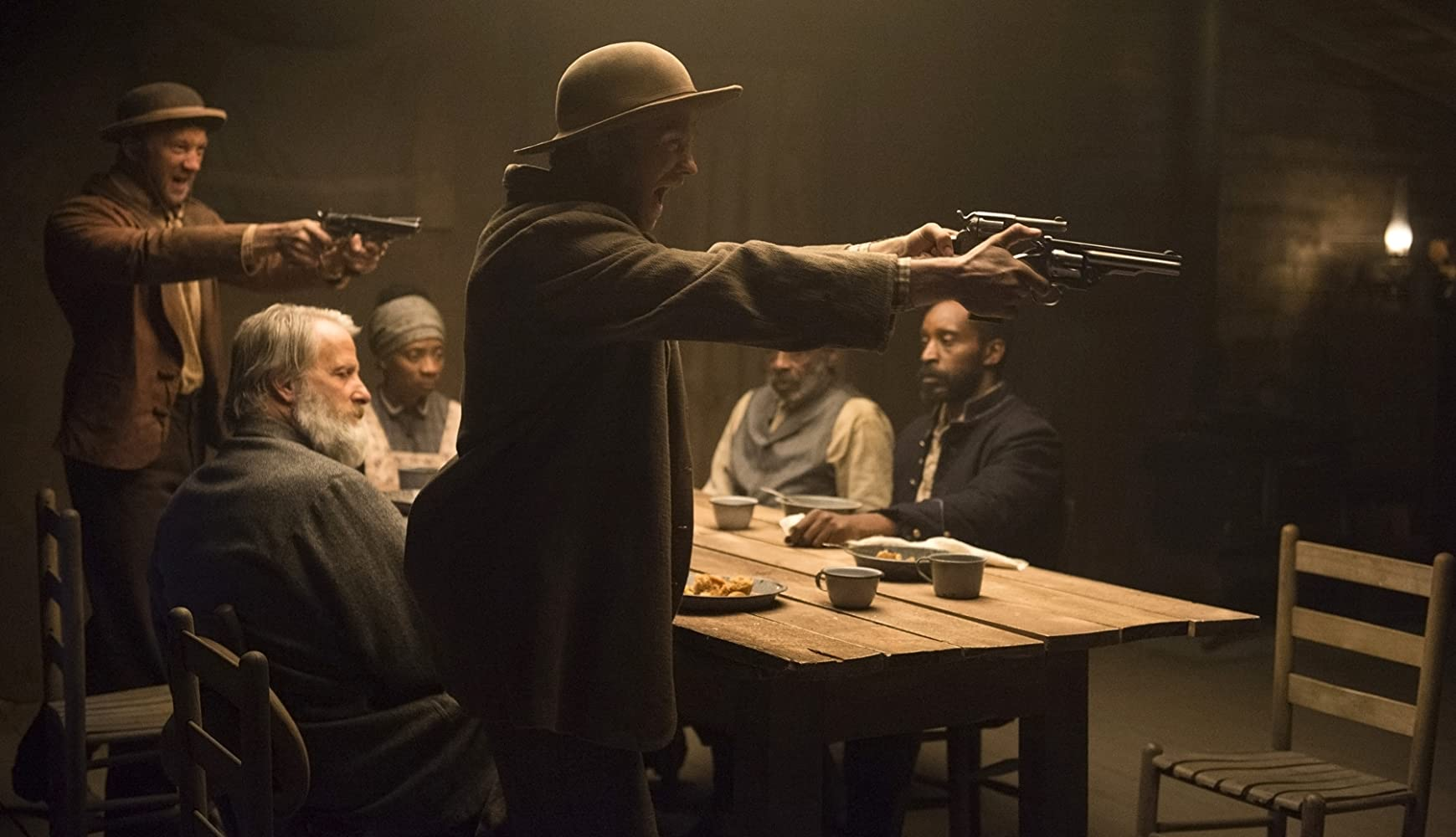 Godless S01E03 – Wisdom of the Horse, serial onlin subtitrat în Română