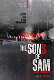 The Sons of Sam: A Descent into Darkness (2021) poster