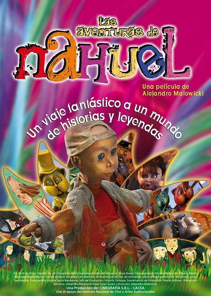 Las aventuras de Nahuel