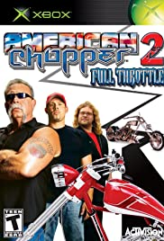 American Chopper 2: Full Throttle Poster