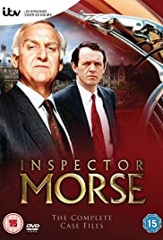 Inspector Morse Poster - TV Show Forum, Cast, Reviews
