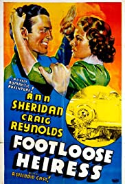 The Footloose Heiress Poster