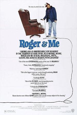 Roger & Me poster