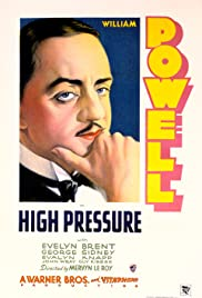 High Pressure Poster
