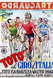 Totò al giro d'Italia Poster