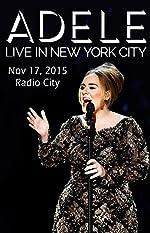 Adele Live in New York City(2015)