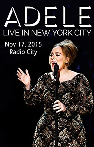 Show ao Vivo Adele: Live in New York City
