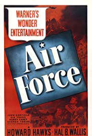 Air Force (1943) Poster - Movie Forum, Cast, Reviews