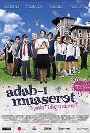 Adab-i Muaseret Poster