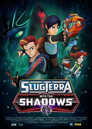 Slugterra: Into the Shadows (2016)