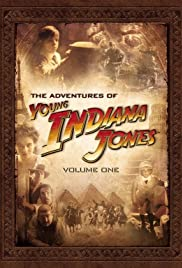 The Adventures of Young Indiana Jones: The Perils of Cupid Poster