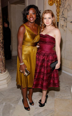 Amy Adams and Viola Davis at Doubt (2008)