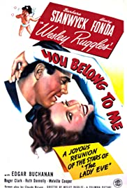You Belong to Me (1941) Poster - Movie Forum, Cast, Reviews