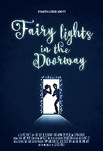 Fairy Lights in the Doorway