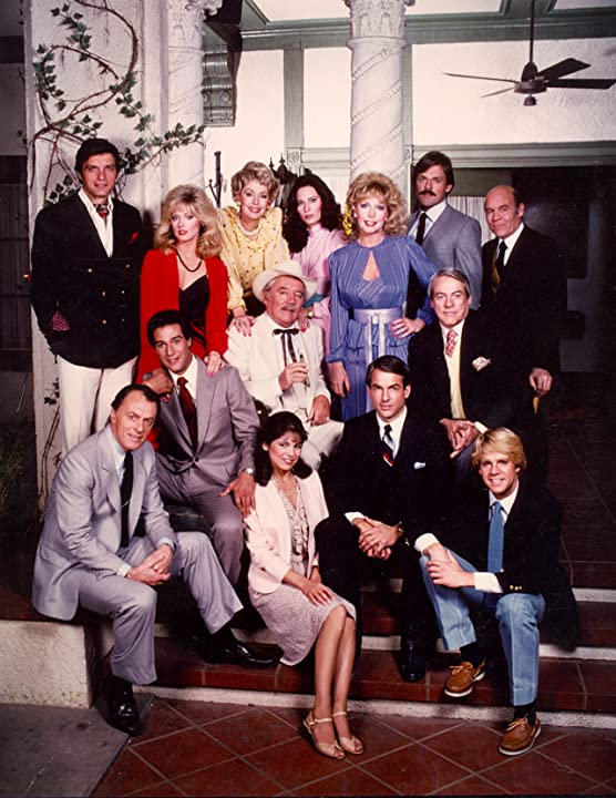 Flamingo Road cast, NBC