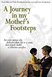 A Journey in My Mother's Footsteps Poster