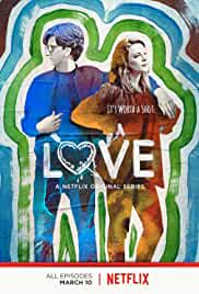 Love tv poster